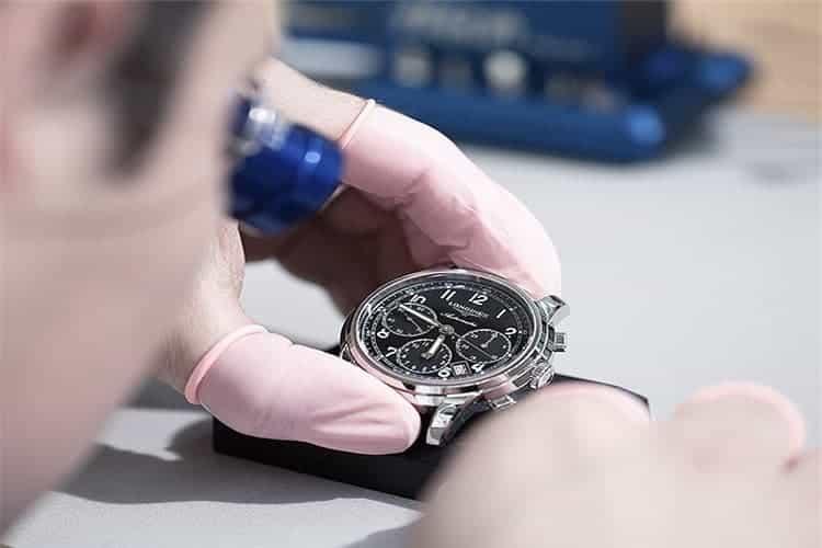 宝玑手表维修手表后盖哪里换